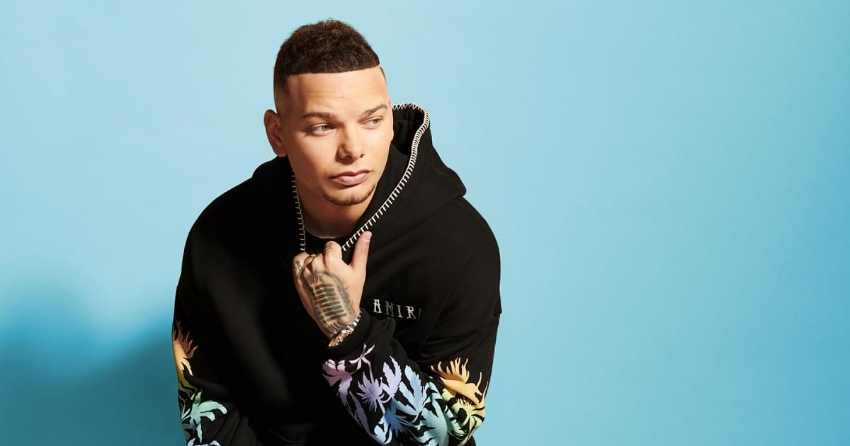 Kane Brown Goes with a Fake Christmas Tree for Safety