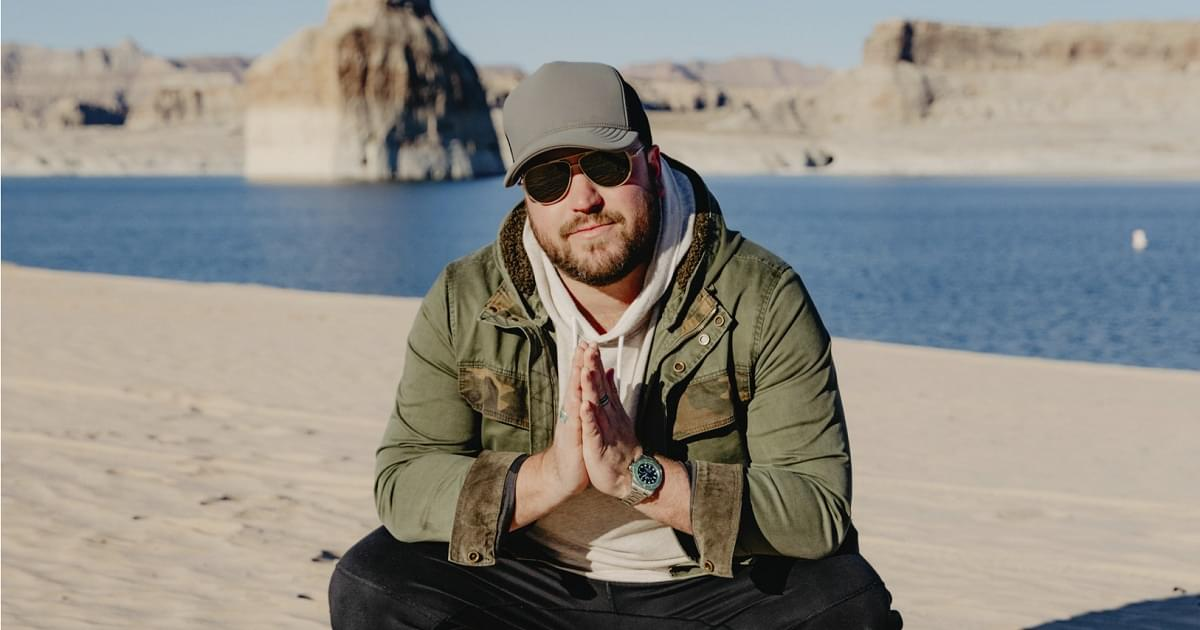 Mitchell Tenpenny Checks Off A Bucket List Adventure