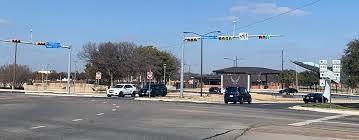 TxDOT, City Of WF Change Traffic Pattern At SAFB Main Gate Entrance