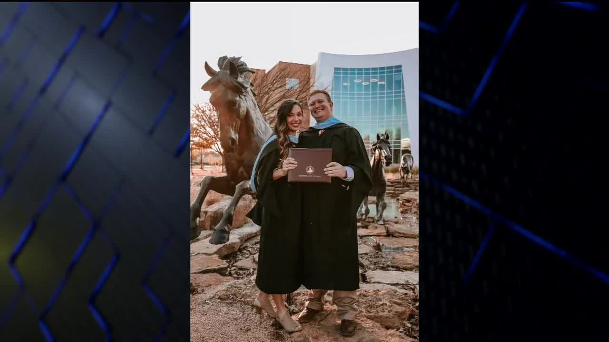 Couple On Track To Earn MSU Texas' First Doctorate Degrees In Education