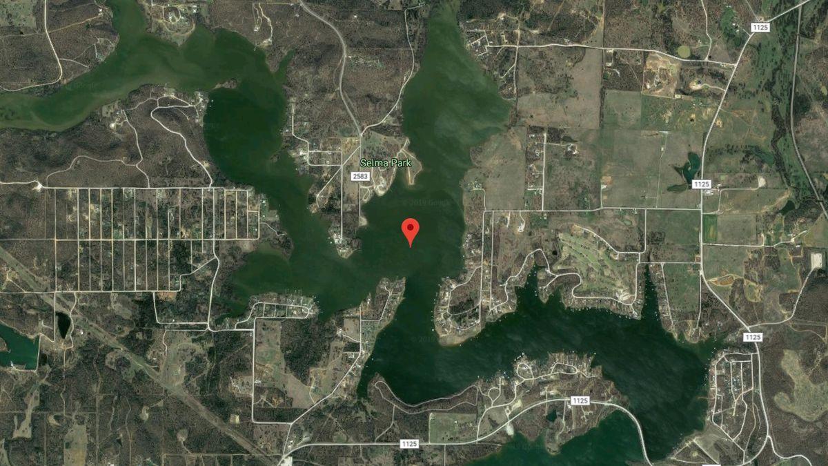 Amon Carter Lake Nearing Flood Stages
