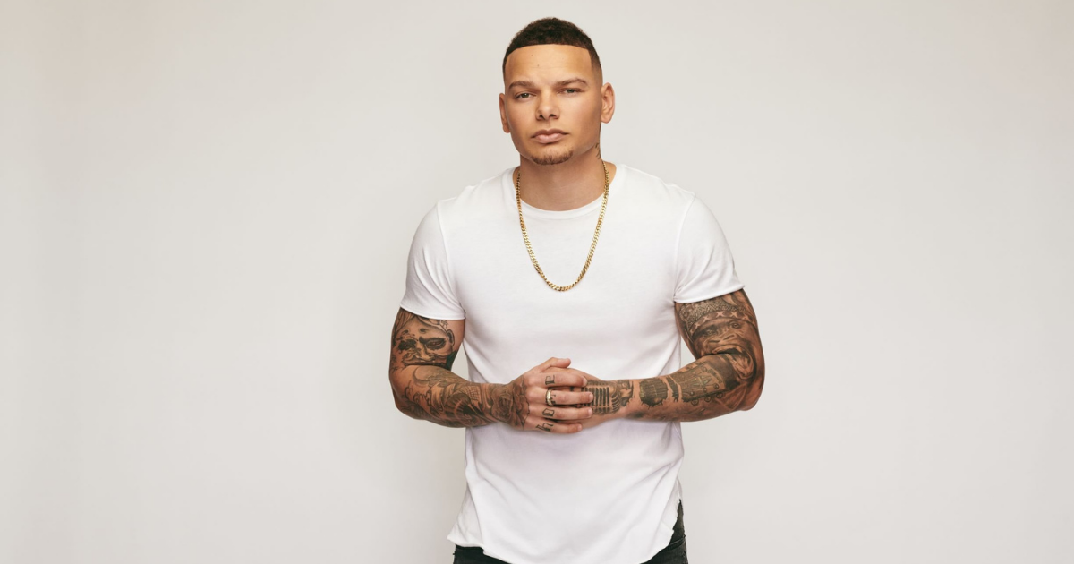 Kane Brown Gets Splashed with Water for a Good Cause on The Ellen Show
