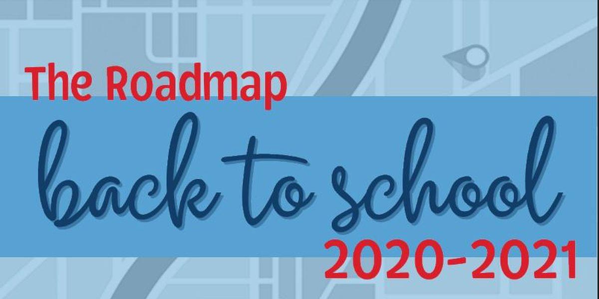 WFISD Releases Roadmap Back To School
