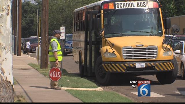 Children Riding The School Bus Should Expect A Few Changes