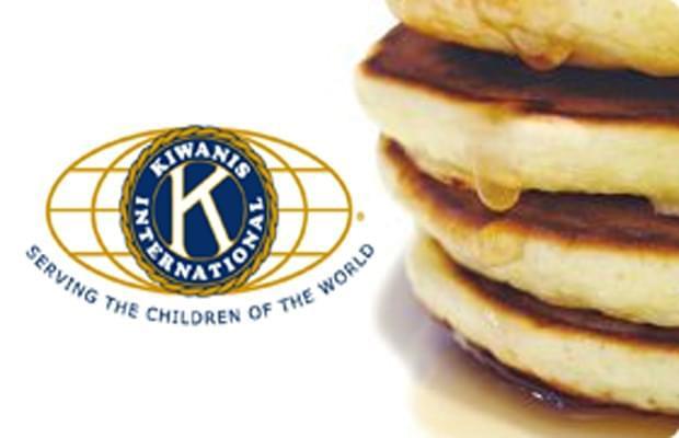 University Kiwanis Club Continues Pancake Festival