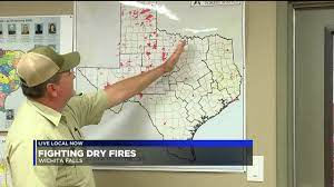 Texoma Firefighters Preparing For Potential West Coast Deployment