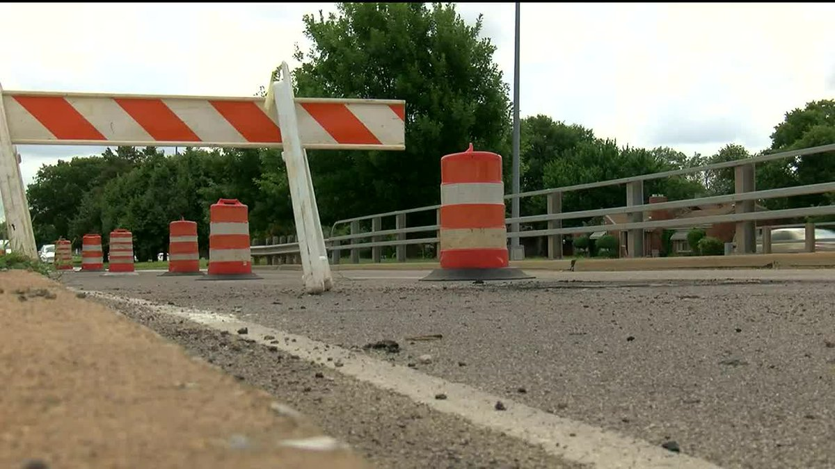Midwestern Parkway Bridge To Reopen Tuesday