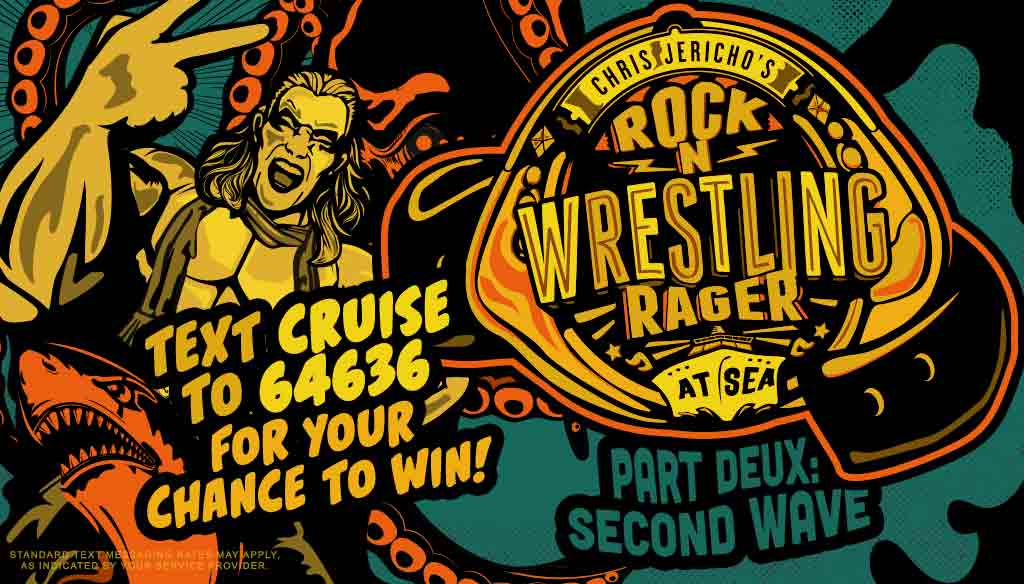 Sail on Chris Jerichos Rock N Wrestling Rager at Sea