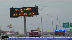 Police Prepare For Drunk Drivers On NYE