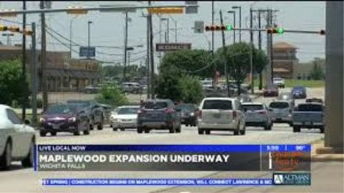 Maplewood Avenue Extension Project Gets Underway