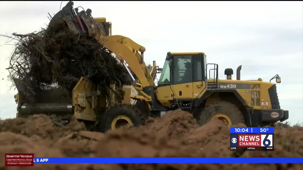 Wichita Falls Landfill Prepares For Free Compost Day