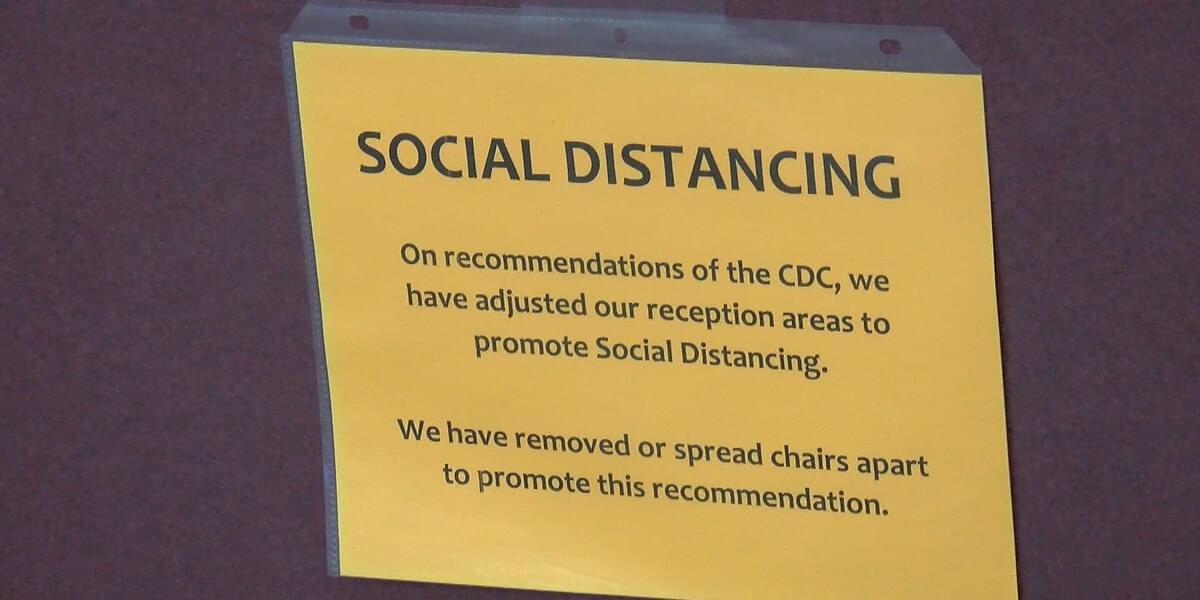 Wichita Falls Officials Emphasize Severity Of Covid-19, Social Distancing