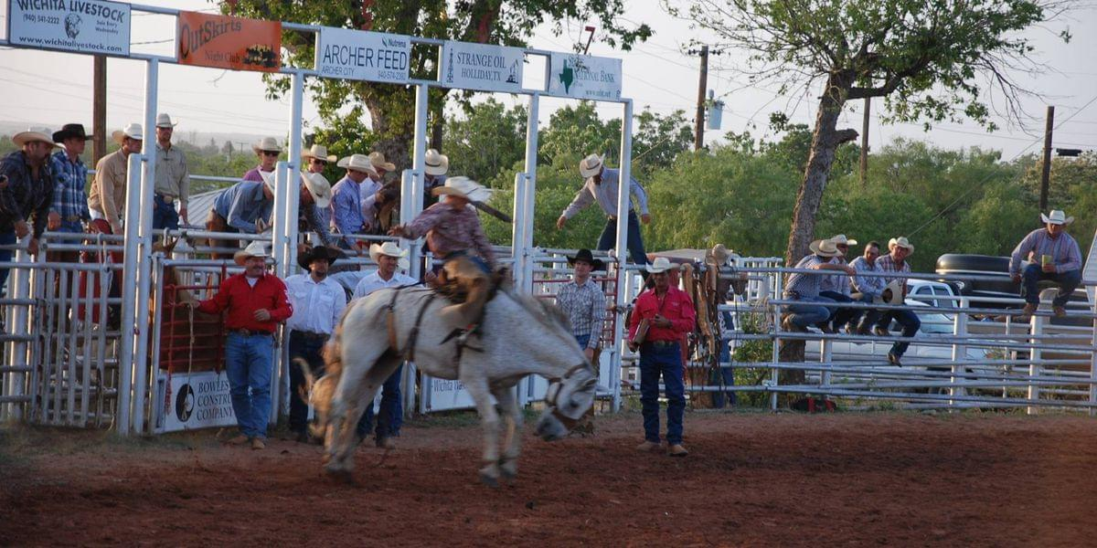 75th Archer County Rodeo Canceled