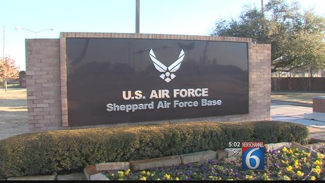 Sheppard AFB Main Gate Reopening Saturday