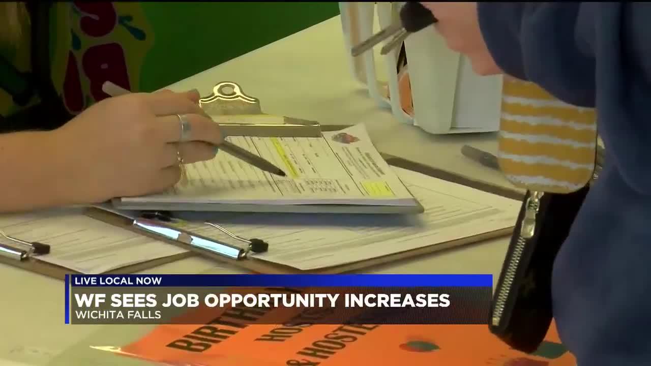 Wichita Falls Job Fairs Offer Over 300 Employment Opportunities