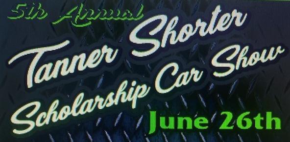 Tanner Shorter Scholarship Car Show