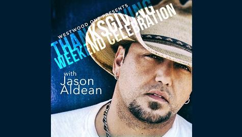 Celebrate Thanksgiving with Jason Aldean & Nash Icon!