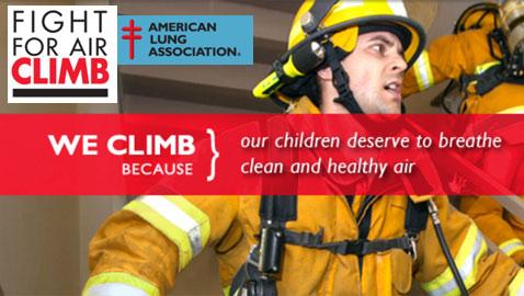 Fight For Air Climb – Nashville