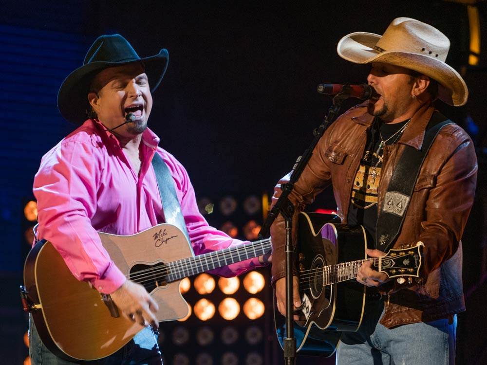 Garth Brooks Puts on a Sweet, Sweet Concert at Nashville's Ascend Amphitheater