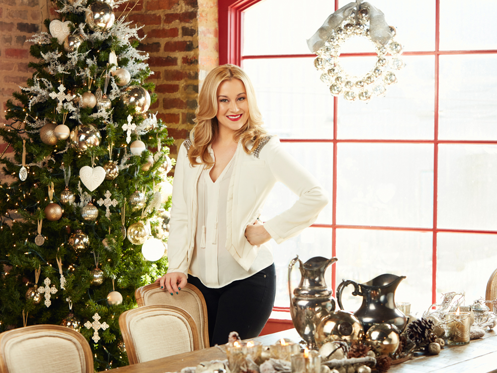 Kellie Pickler Reveals New Holiday Collection From Selma Drye Home Goods Line [Photo Gallery]