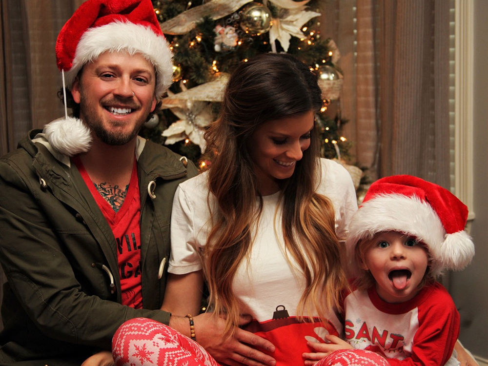 Love and Theft's Stephen Barker Liles and Wife Jenna Reveal Gender of Baby No. 2 in the Cutest Way