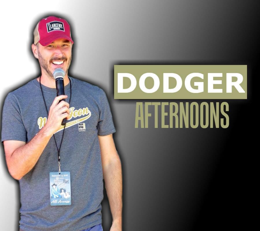 Dodger, 3pm-8pm