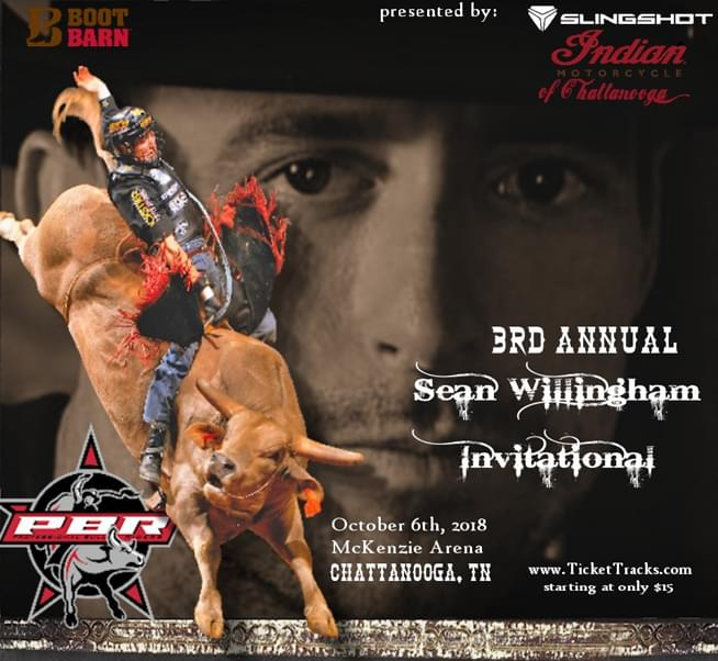 Professional bull riding returns to Chattanooga!