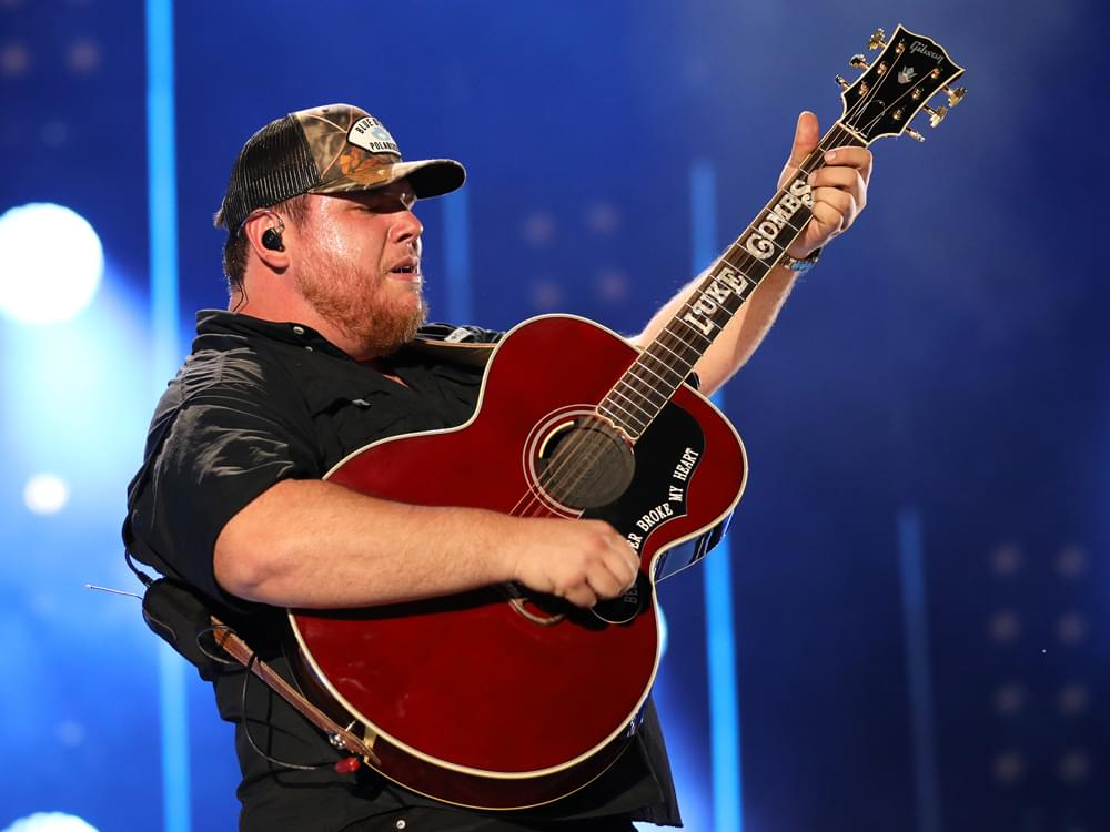 Luke Combs, Eric Church & Darius Rucker to Headline C2C Festival