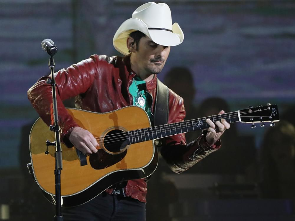 """Brad Paisley Thinks He's Special"" to Re-Air After 6.3 Million Viewers Watch Debut Broadcast"