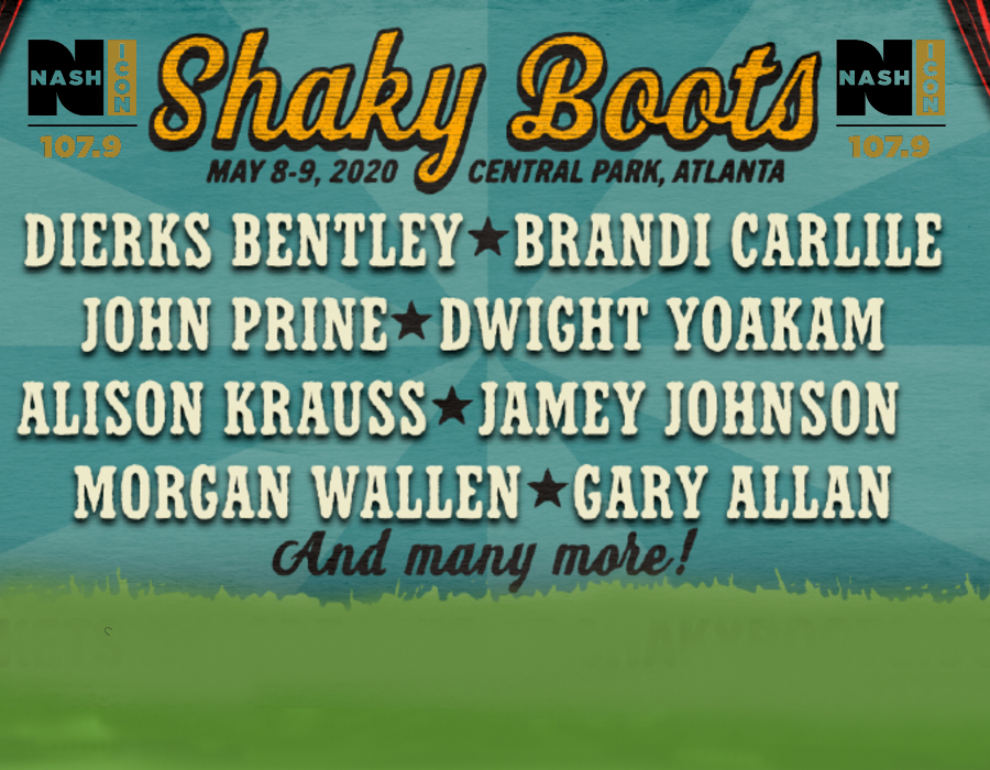 SHAKY BOOTS IS BACK!