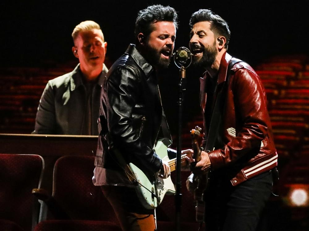 "Listen to Old Dominion's Poignant New Single, ""Some People Do,"" Which Was Co-Penned by Thomas Rhett"