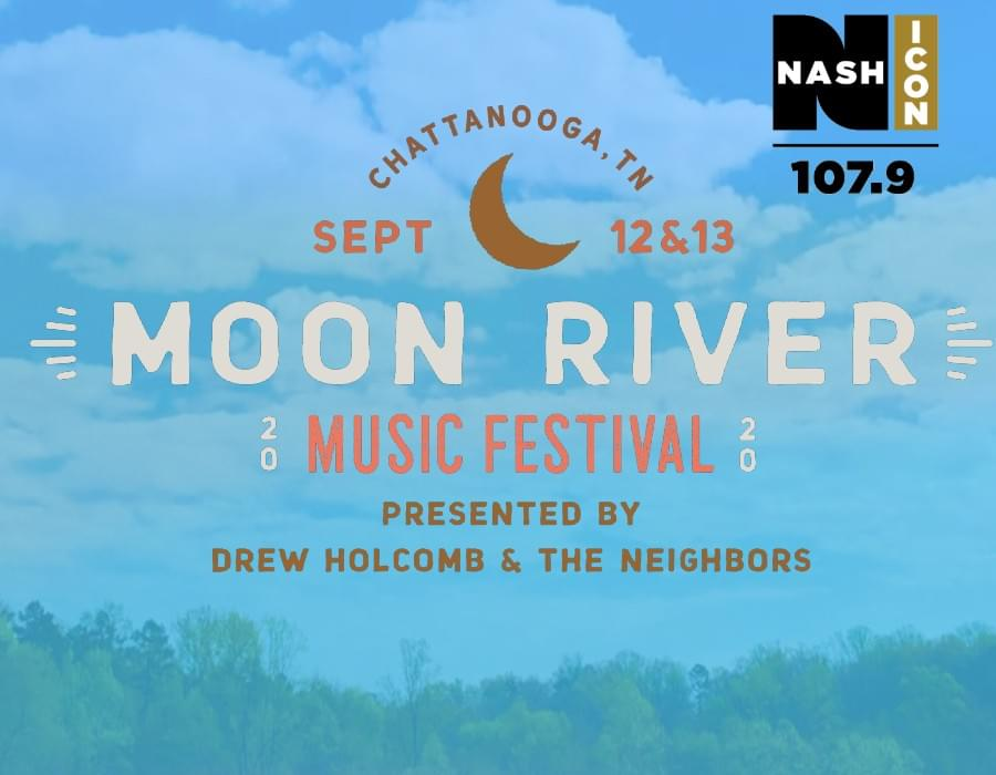 September 12th & 13th, Moon River Music Festival