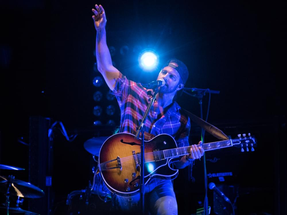 """Watch Kip Moore's New Documentary, """"7 Days at the Rock,"""" in Celebration of New Album, """"Wild World"""""""