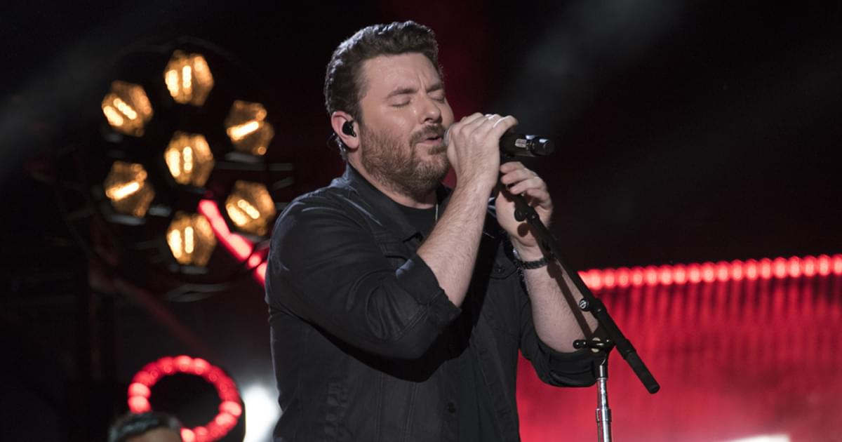 """Whatever You're Going Through, I Hope It Brightens Your Day,"" Says Chris Young About New Single, ""If That Ain't God"""