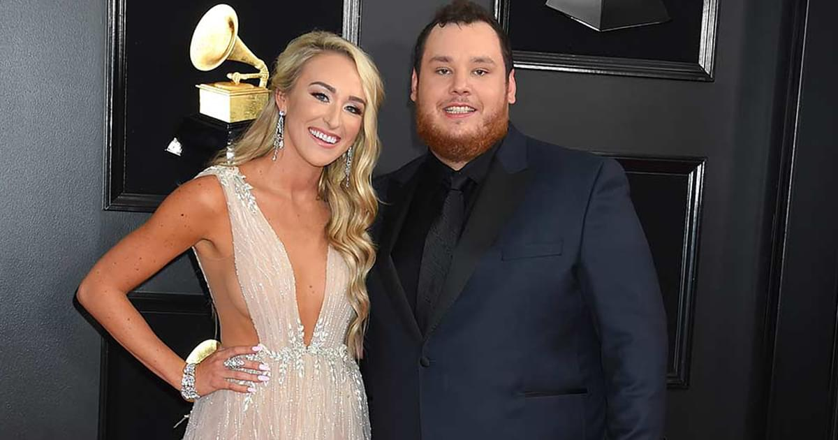 Luke Combs and Nicole Hocking Get Married