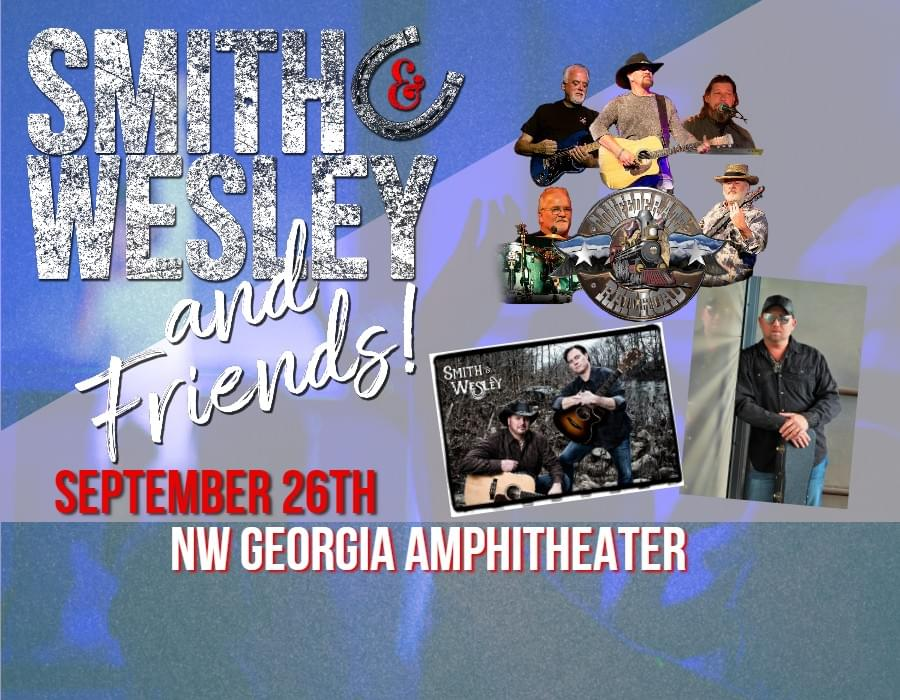 Nash Icon Presents 3rd Annual S&W and Friends!