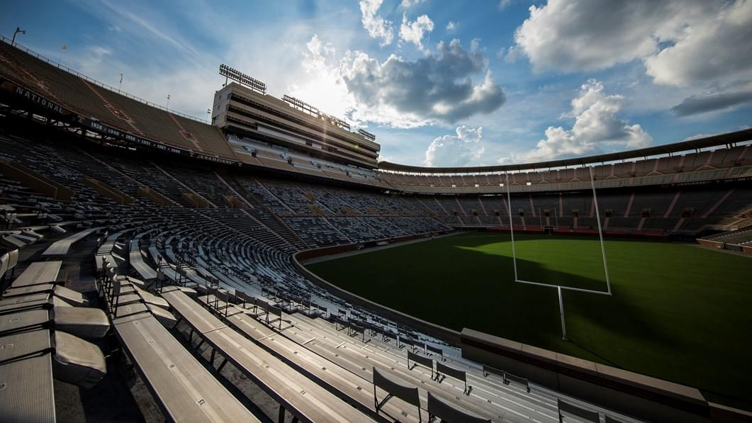 Seating Ticket Plan Set for Neyland