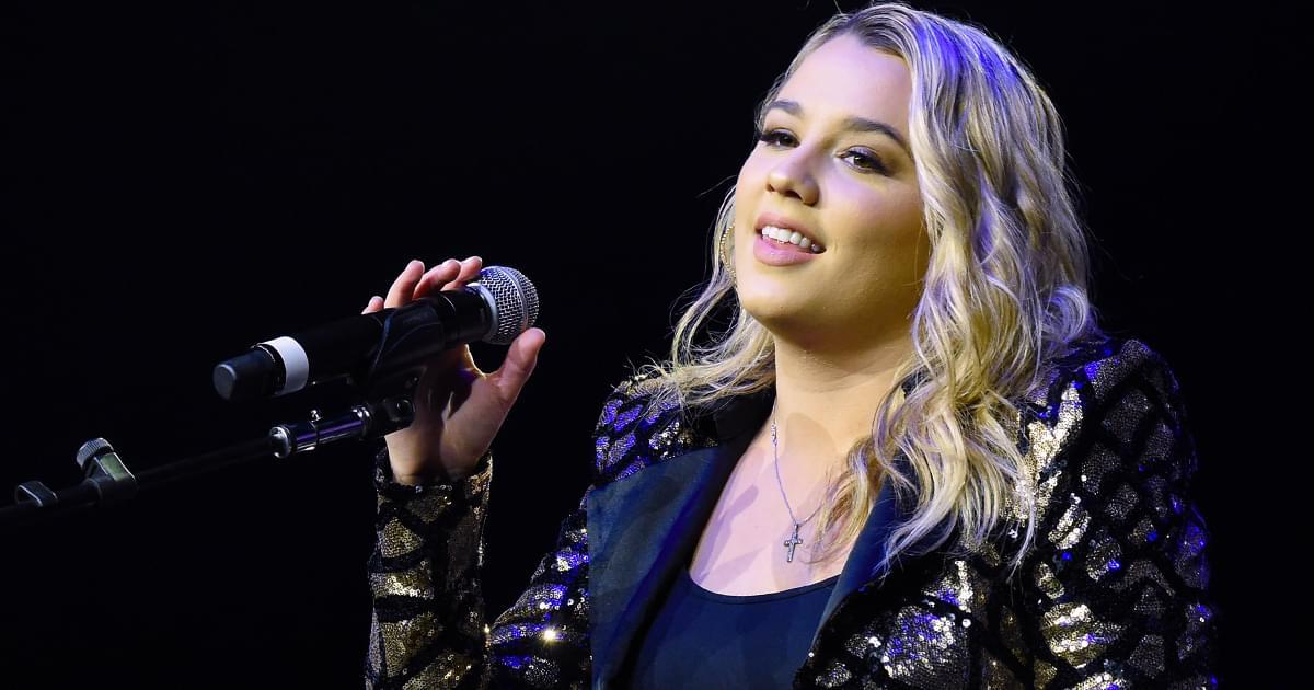 "Gabby Barrett Reaches Billboard Chart Milestone as ""I Hope"" Spends 20th Week at No. 1"