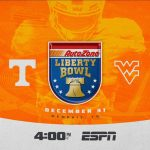 VOLS HEAD TO LIBERTY BOWL
