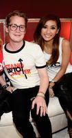 Macaulay Culkin & Brenda Song Welcome Baby