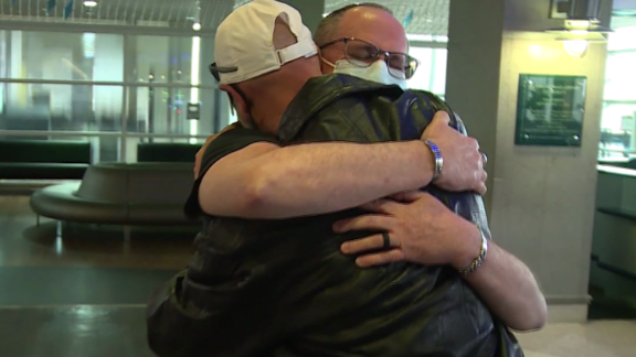 Brothers Meet After 60 Years Apart