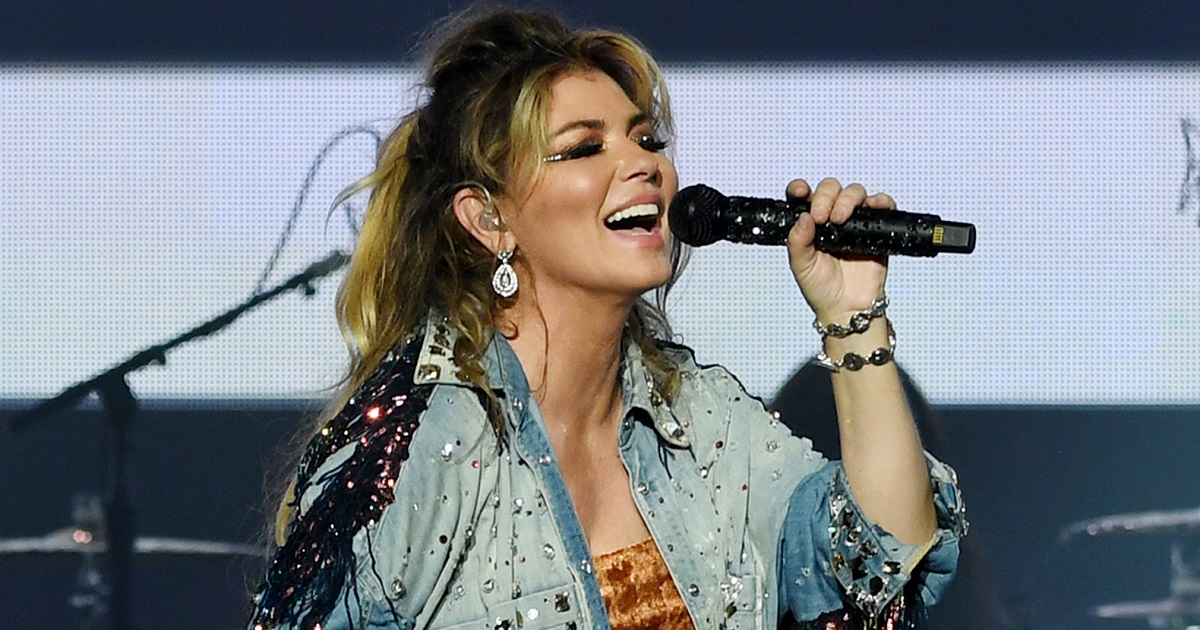 Shania Twain is Returning to Her Las Vegas Residency Later This Year