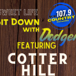 Dodger Sits Down With Local Artist Cotter Hill