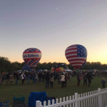 Hot Air Balloons in East Ridge
