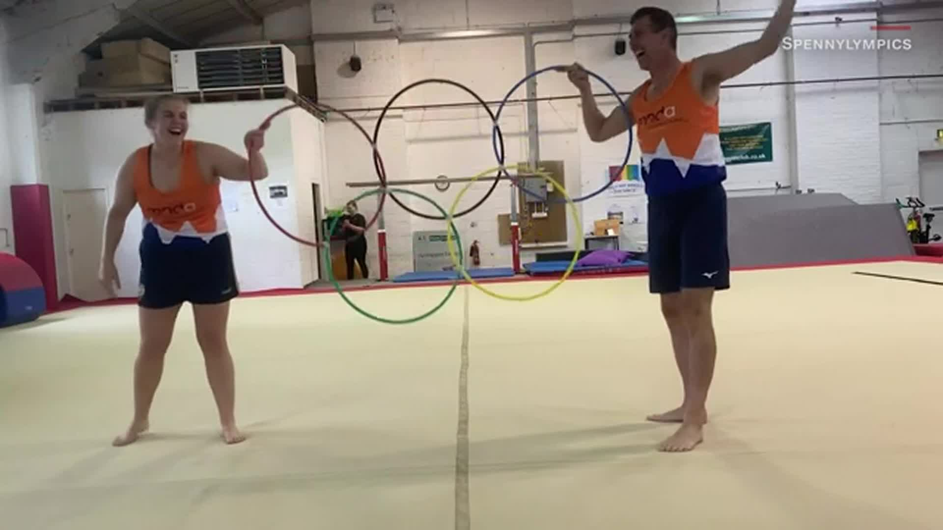 Couple Does All 96 Olympic Events
