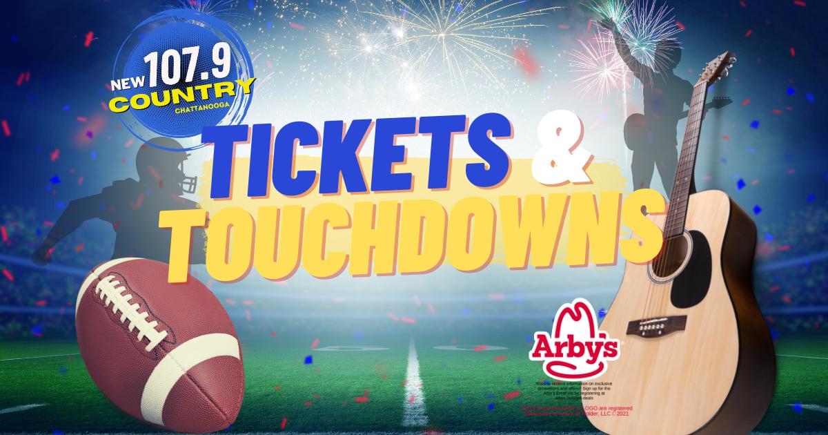 Win Tickets & Touchdowns!