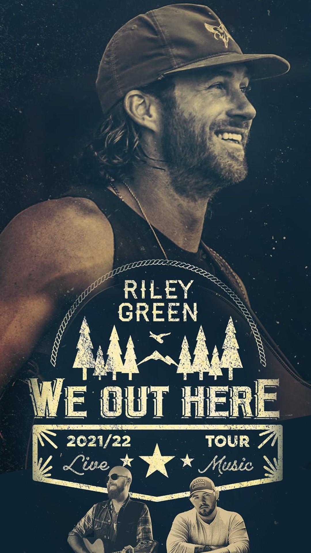 February 5th, Riley Green