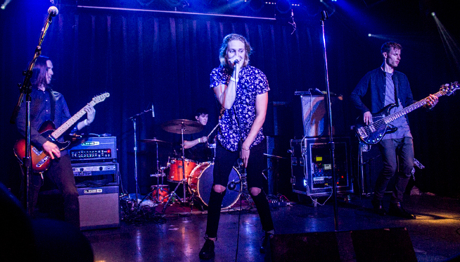 Queued Up Artist Showcase with Bleeker