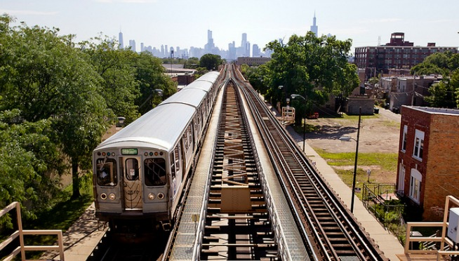 The secret CTA train line you may not know about