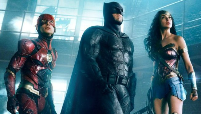 VIDEO: 'JUSTICE LEAGUE' TRAILER IS OUT, control yourself